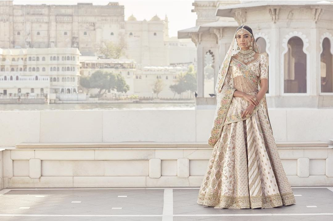 the sabyasachi bride