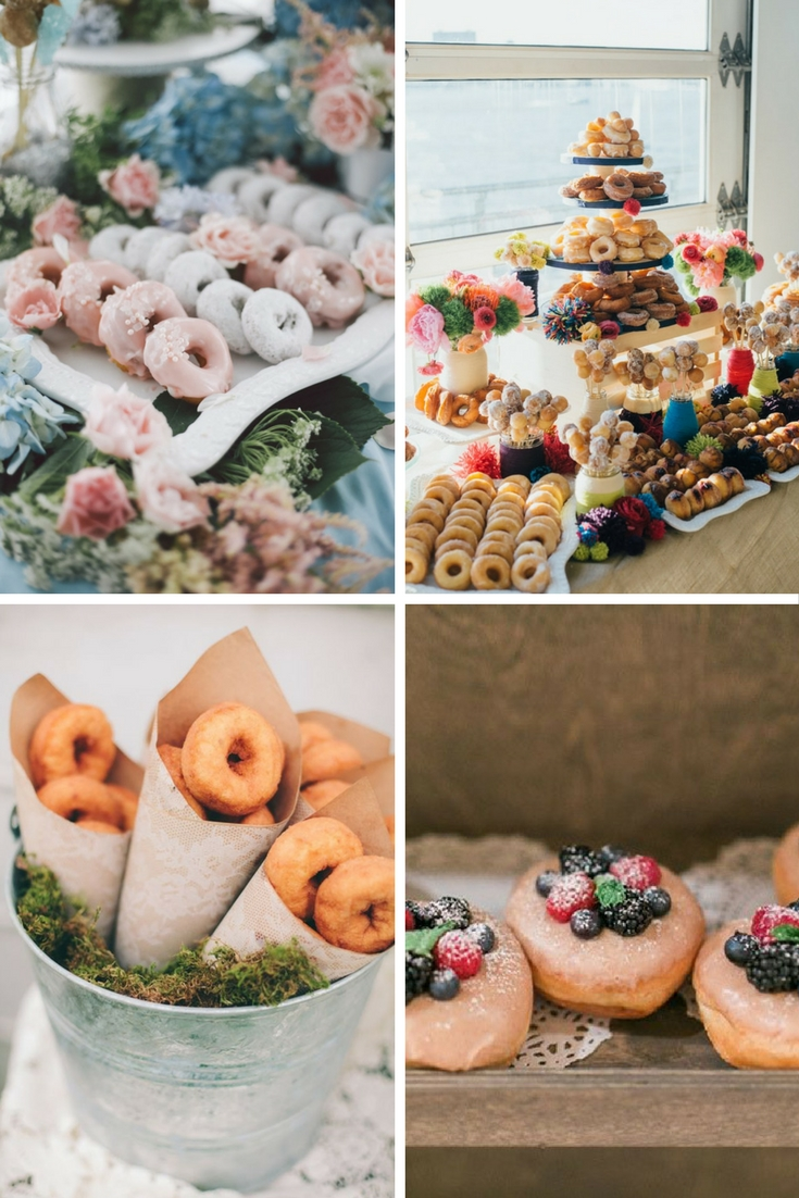 Wedding Donut Station - The Maharani Diaries
