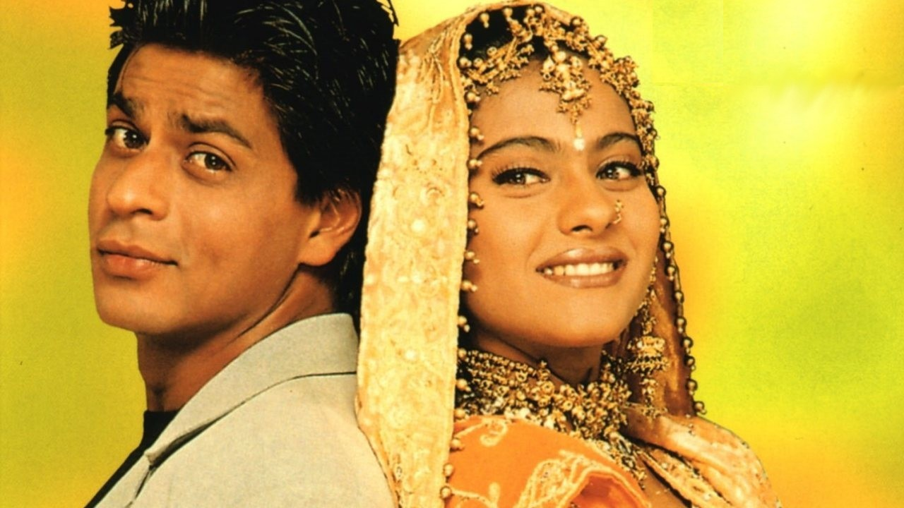 Shahrukh And Kajol