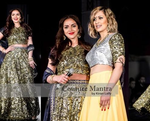 Introducing Kiran Lally of Couture Mantra - Melbourne Indian fashion designer - The Maharani Diaries
