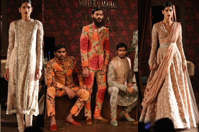 Sabyasachi - Amazon India Couture Week - The Maharani Diaries