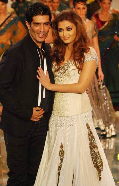Manish Malhotra and Aishwarya Rai Bachchan - The Maharani Diaries