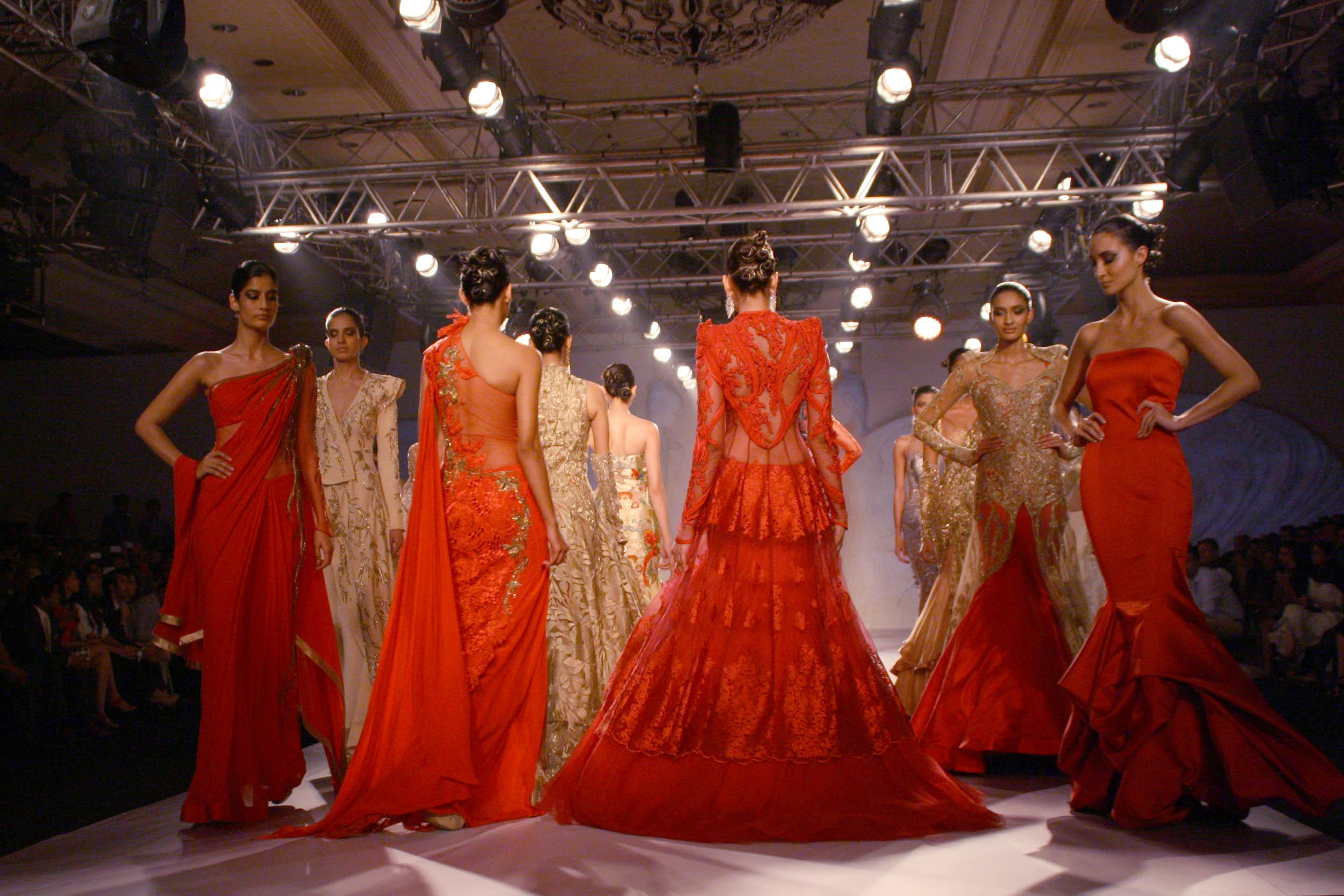Gaurav Gupta - Amazon India Couture Week - The Maharani Diaries