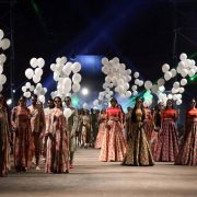 Sabyasachi 'Big Love' at Lakme Fashion Week - The Maharani Diaries