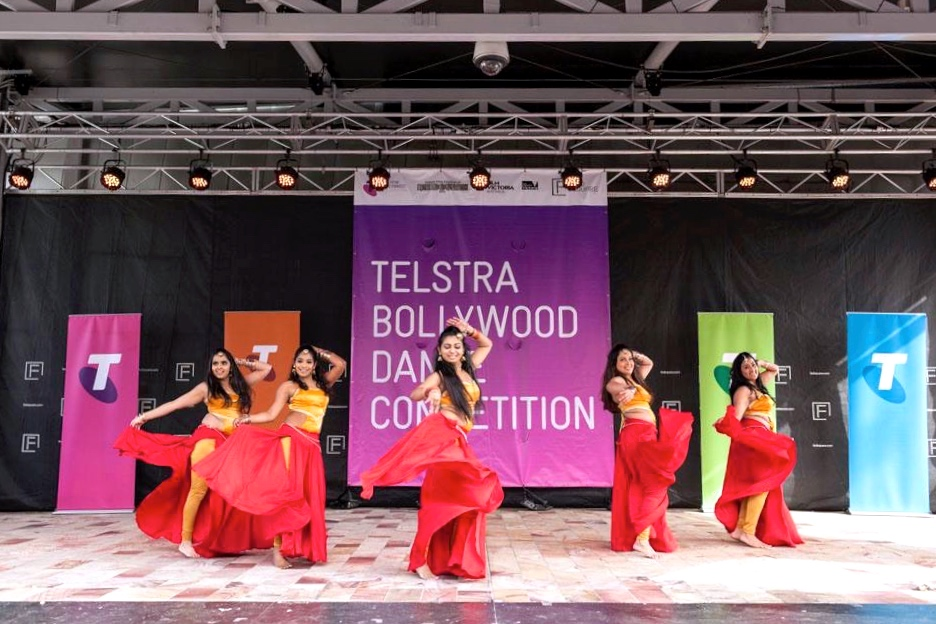 Indian Film Festival Melbourne - Telstra Dance Competition - The Maharani Diaries