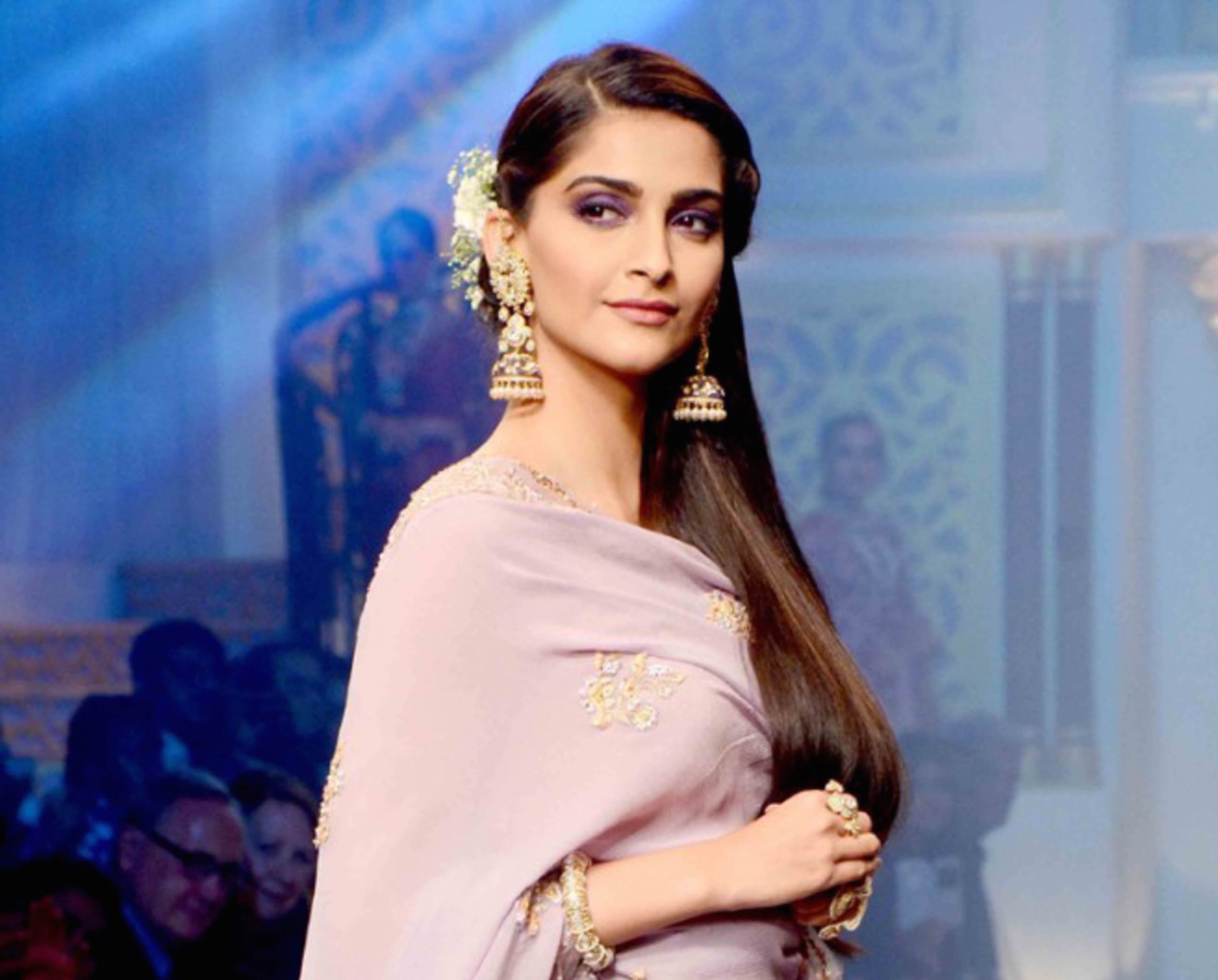 Bridal Jewellery Trends for the Modern Indian Bride - Sonam Kapoor - The Maharani Diaries
