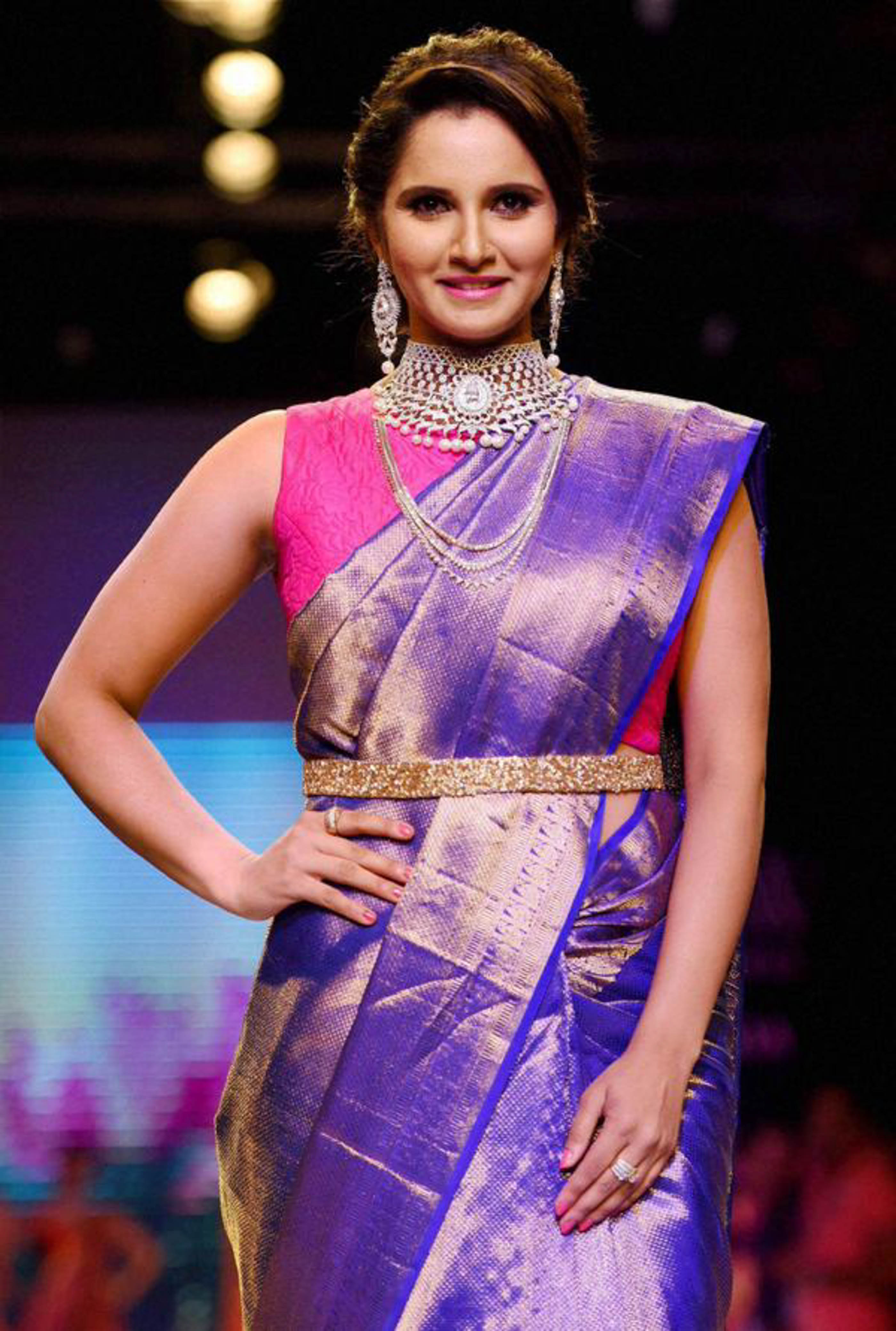 Bridal Jewellery Trends for the Modern Indian Bride - Sania Mirza - The Maharani Diaries