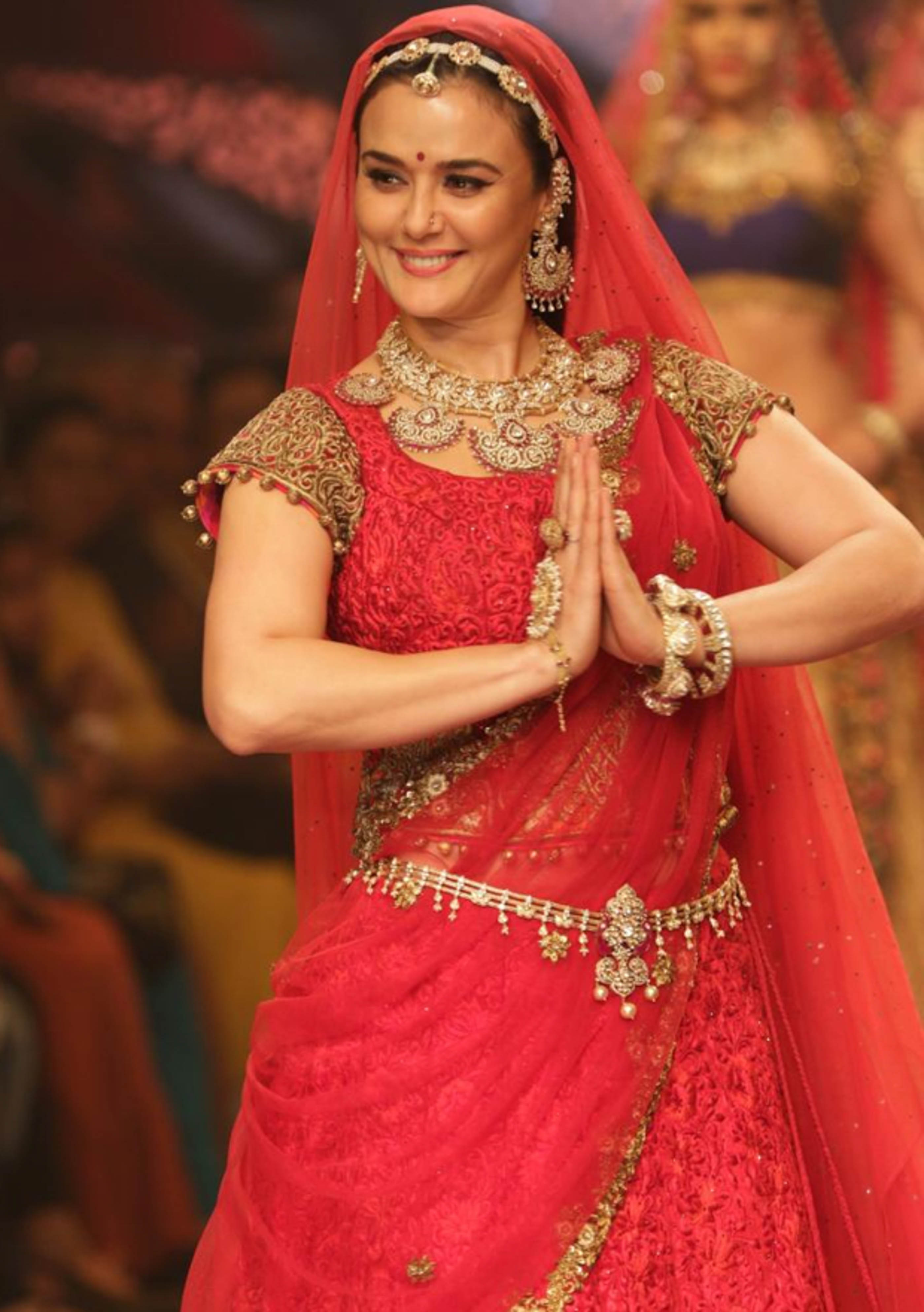 Bridal Jewellery Trends for the Modern Indian Bride - Preity Zinta - The Maharani Diaries