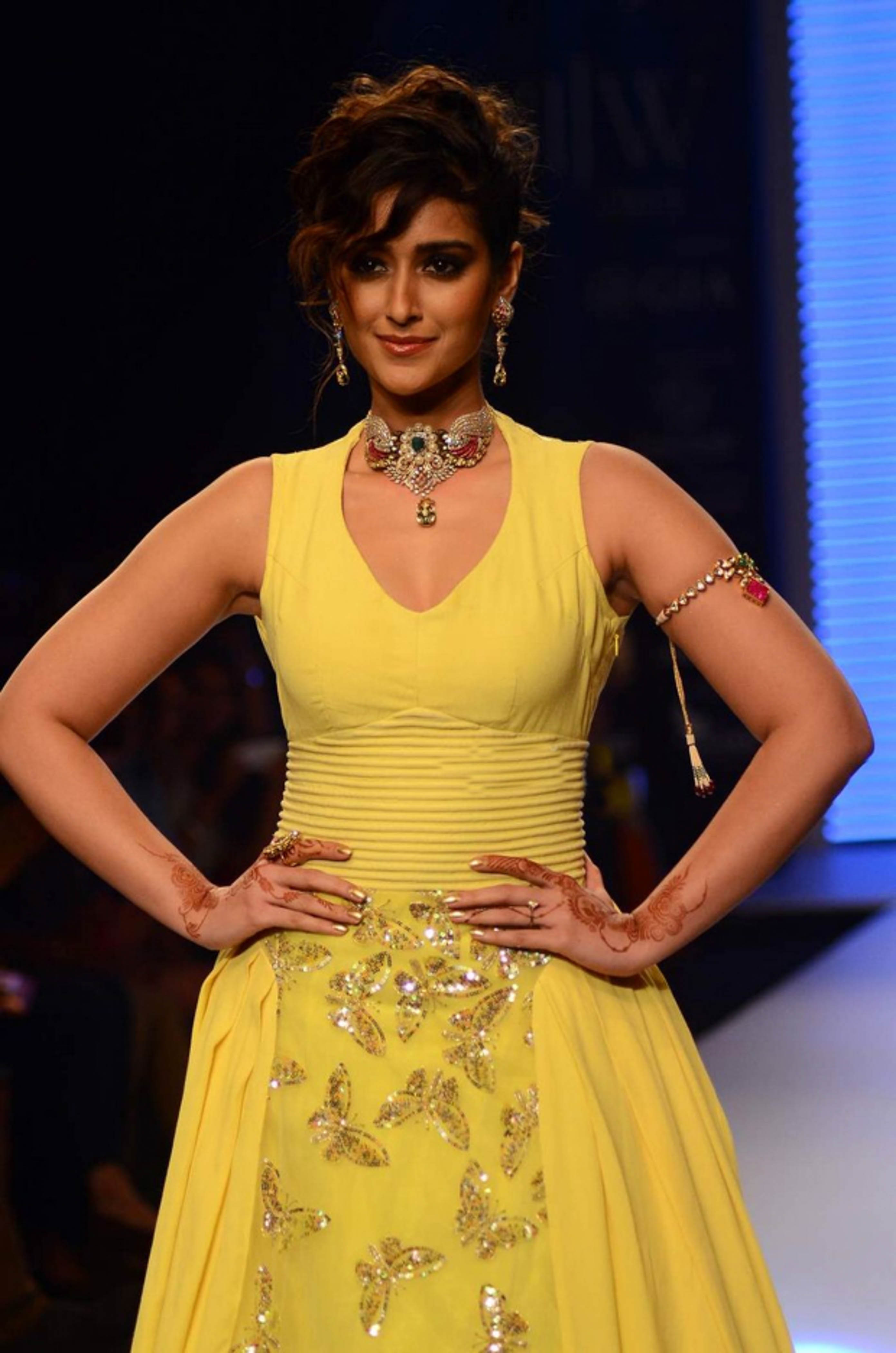 Bridal Jewellery Trends for the Modern Indian Bride - Ileana D'Cruz - The Maharani Diaries