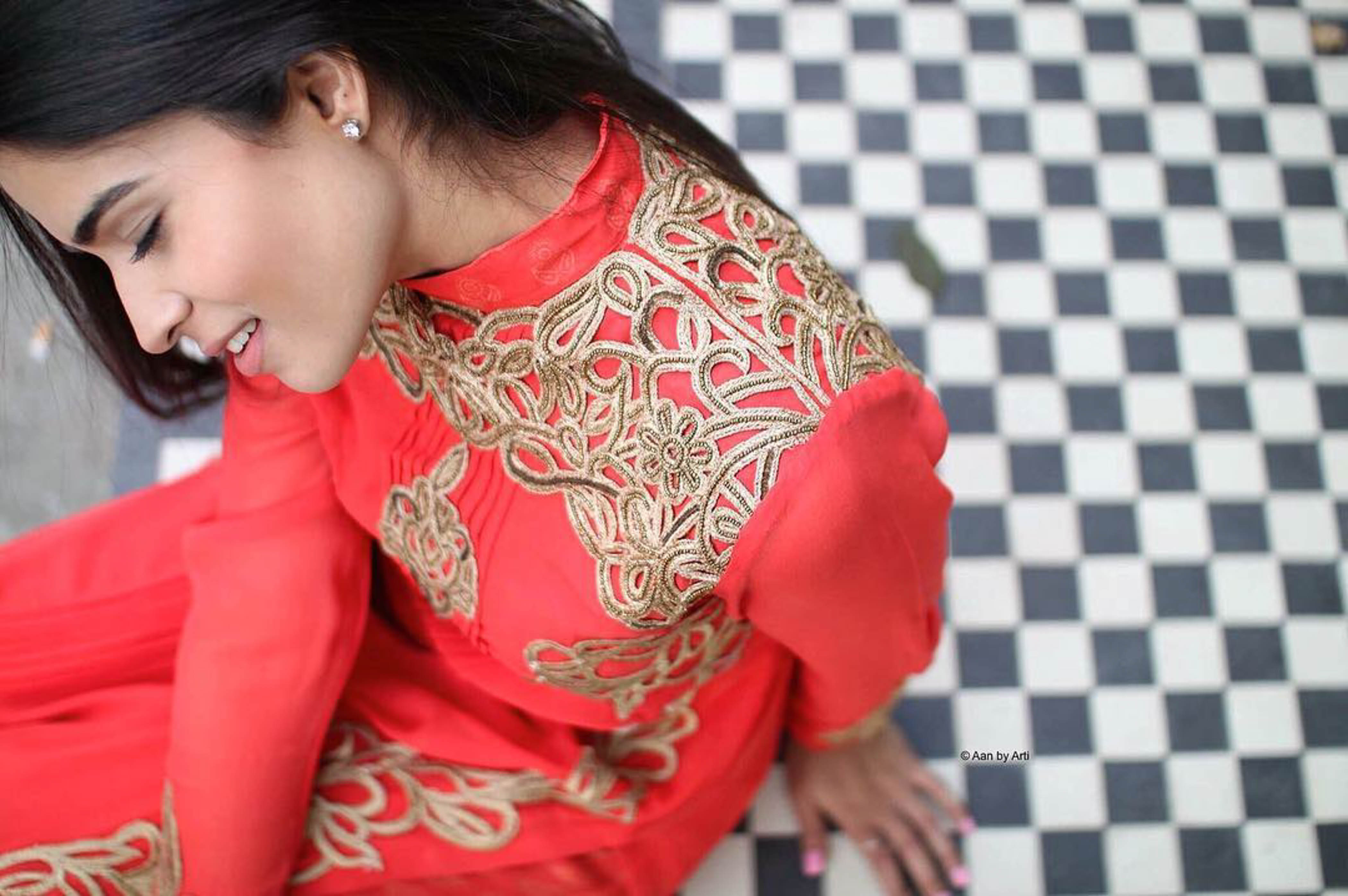 Introducing Aan By Arti - East Meets West - The Maharani Diaries