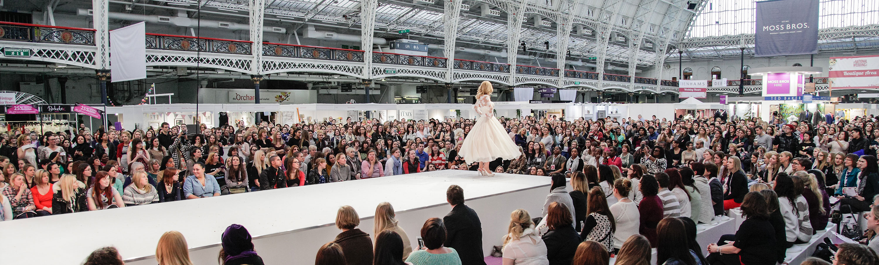 The National Wedding Show Ticket Offer
