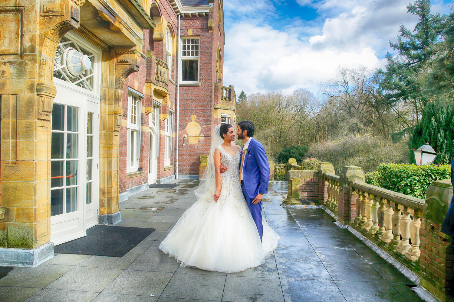 Ankita & Manmeet Fairytale Indian Wedding in Amsterdam - The Maharani Diaries