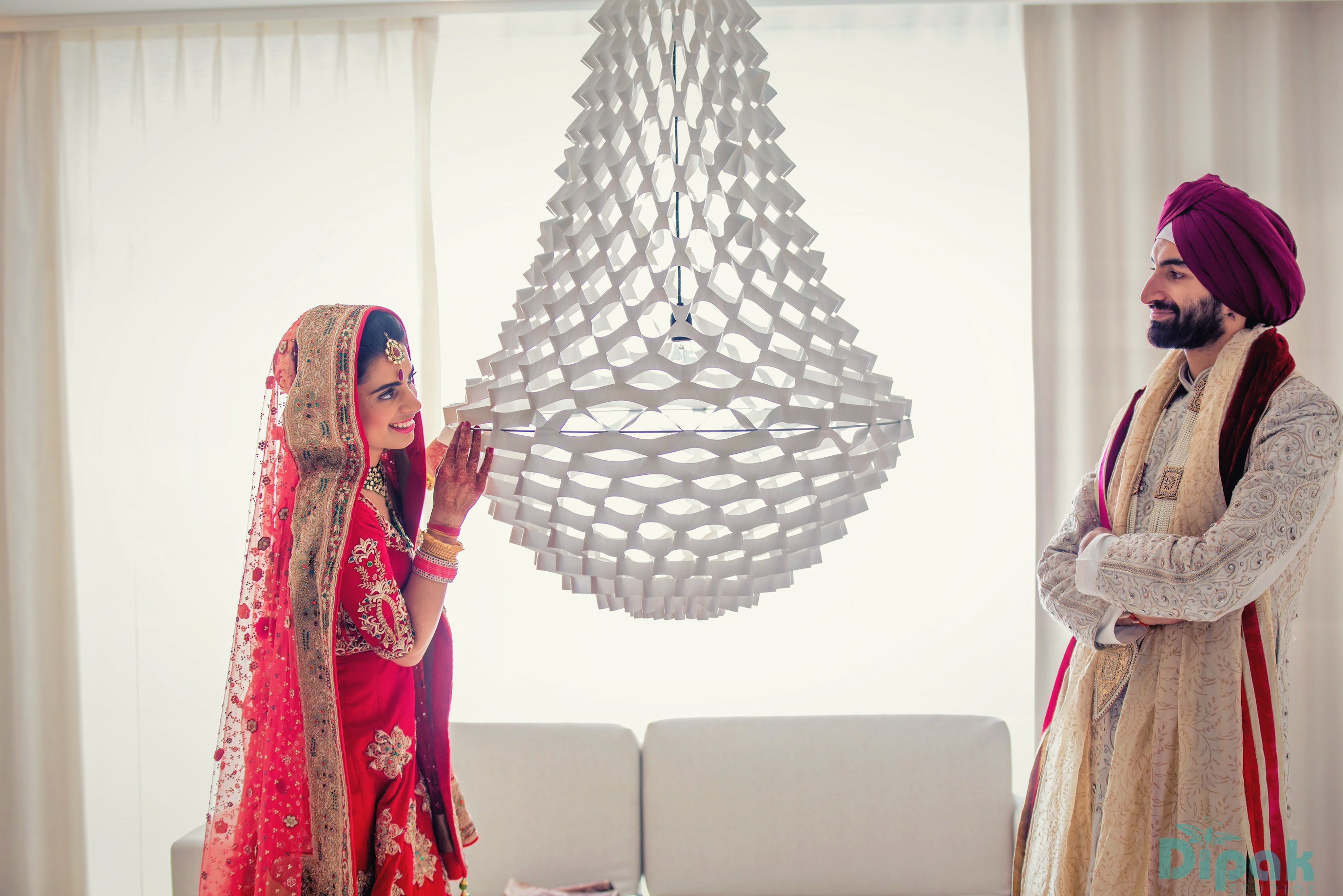 Ankita & Manmeet Fairytale Wedding in Amsterdam - The Maharani Diaries