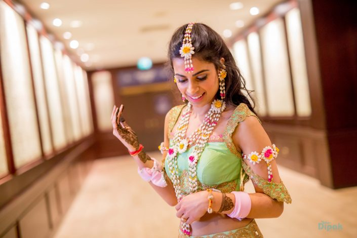 Ankita & Manmeet Indian Fairytale Wedding in Amsterdam - Mehndi Party - The Maharani Diaries