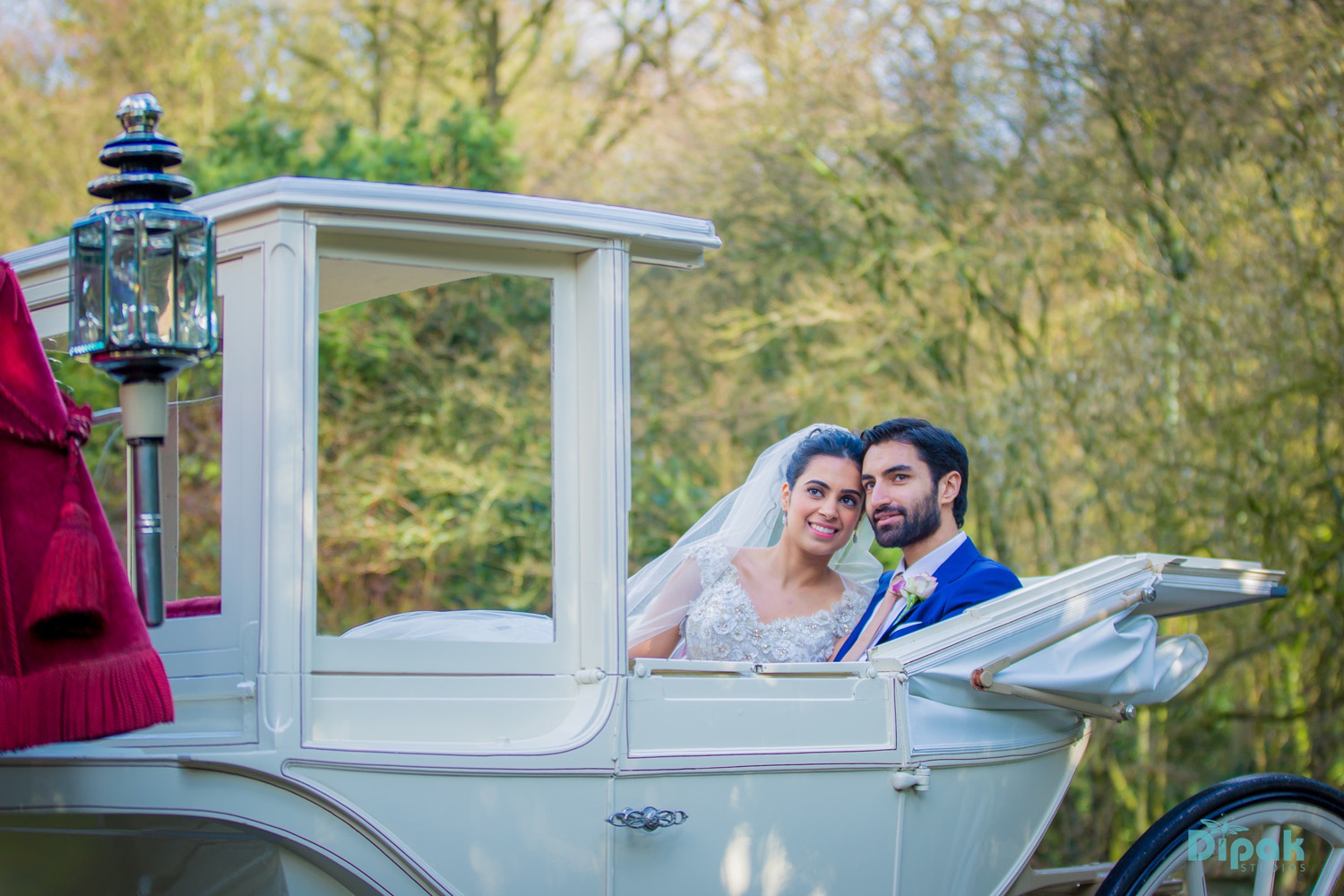 Ankita and Manmeet's Fairytale Amsterdam Wedding - The Maharani Diaries