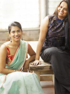 Rachana and Roopa Reddy