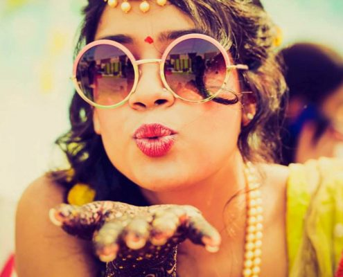 5 Social Media Wedding Etiquette Tips For The New Age Bride - The Maharani Diaries