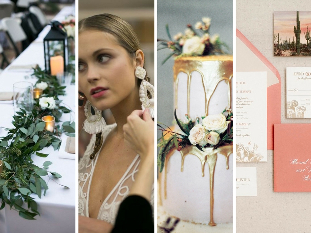 2017 pinterest wedding trends