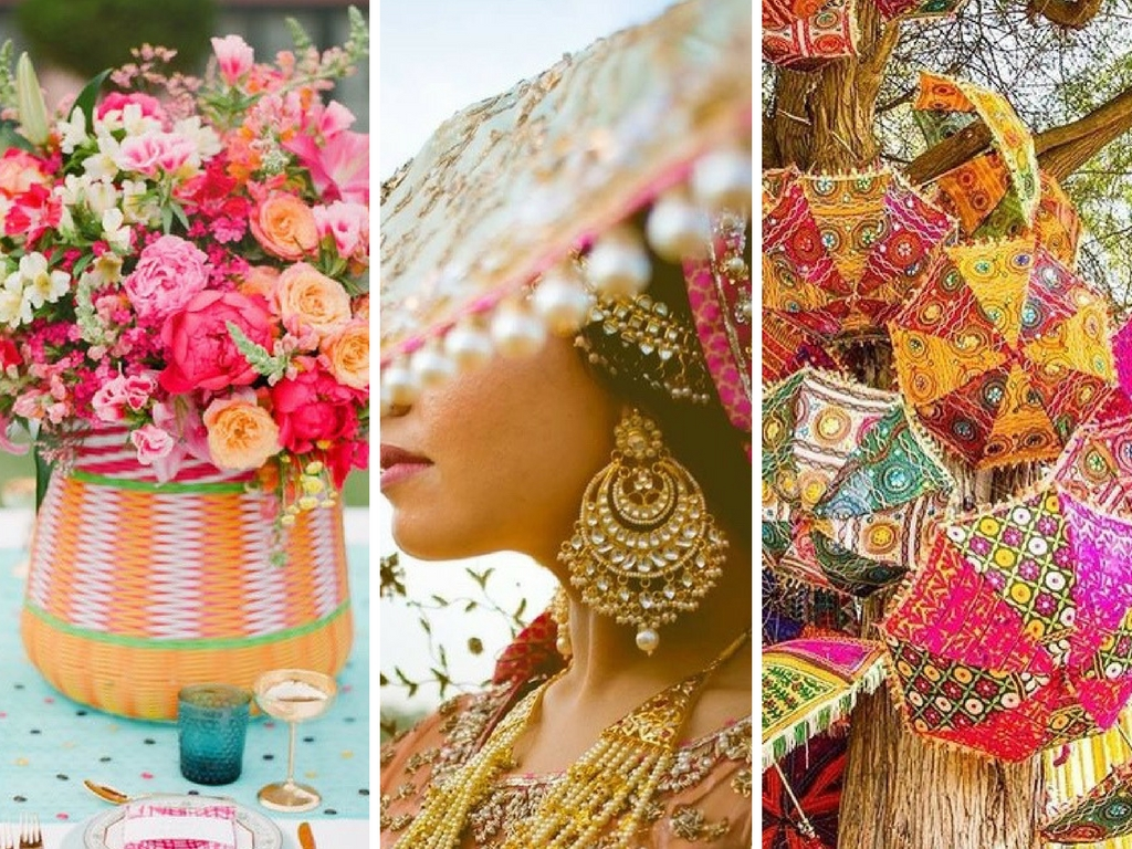 Whimsical Wedding Decor - The Maharani Diaries