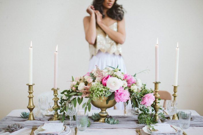 romantic rustic south asian wedding inspiration