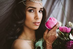 Rustic Romantic South Asian Wedding Style