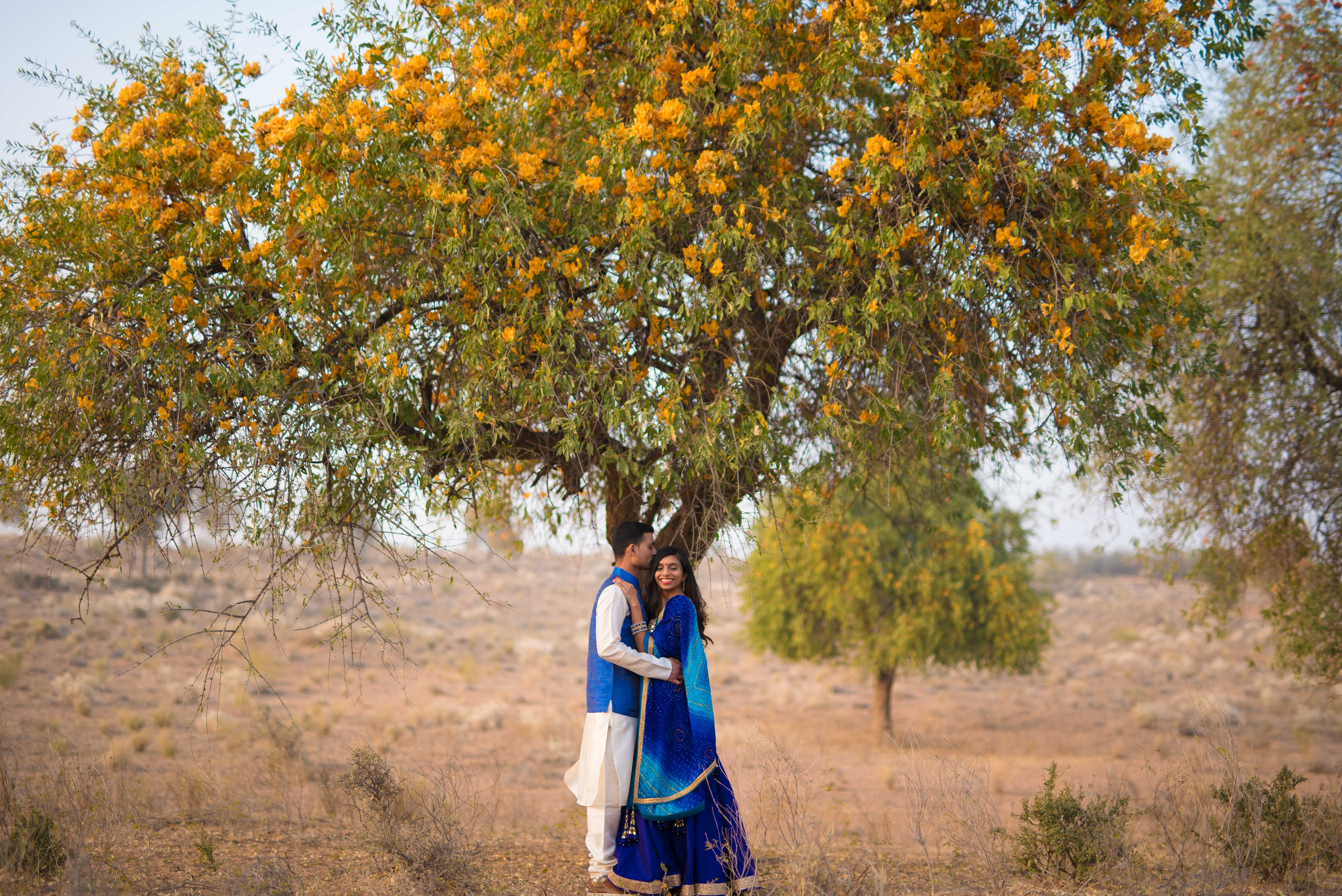 A Beautiful Rajasthani Destination Wedding