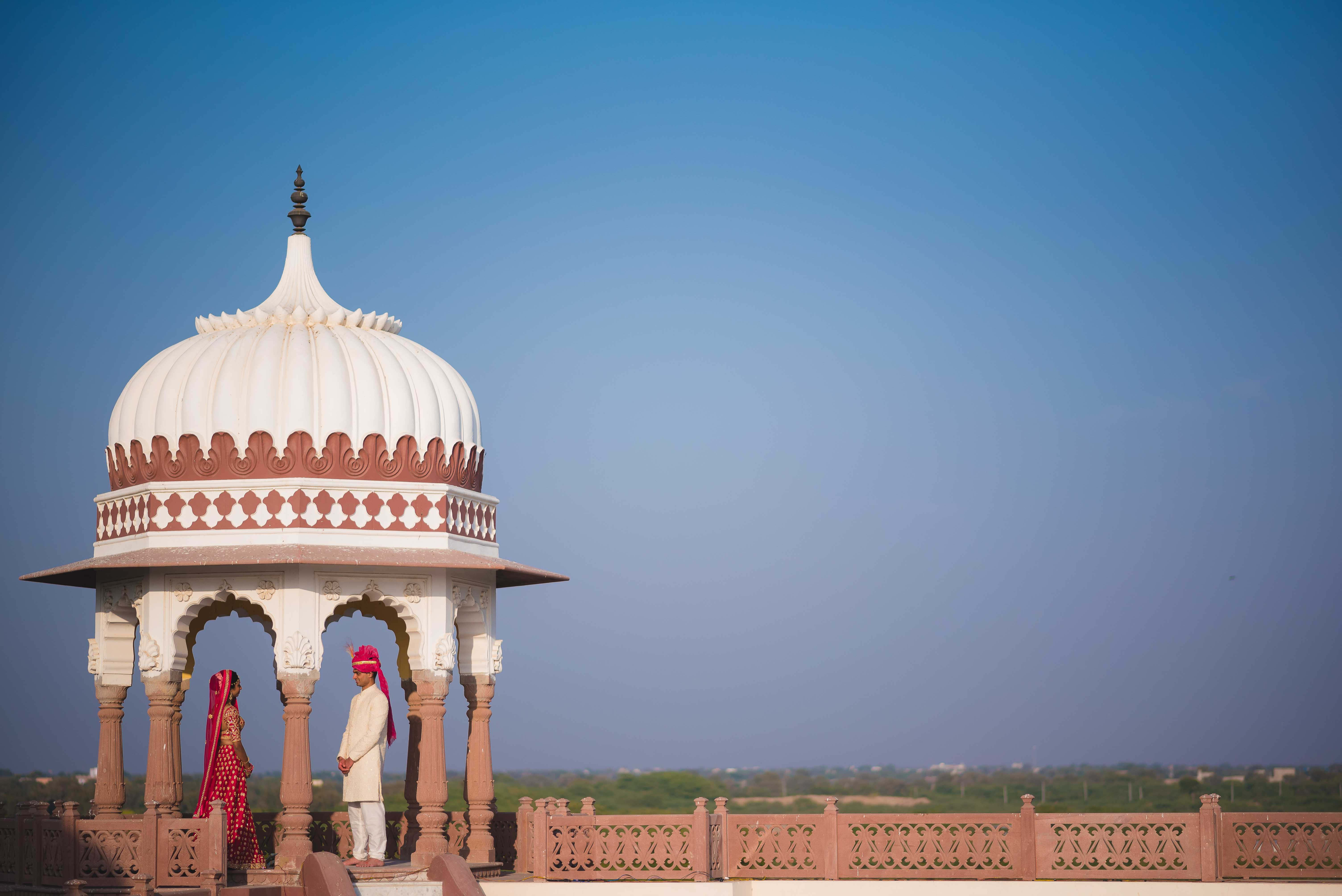 Exotic Destination Wedding in Jodhpur, India