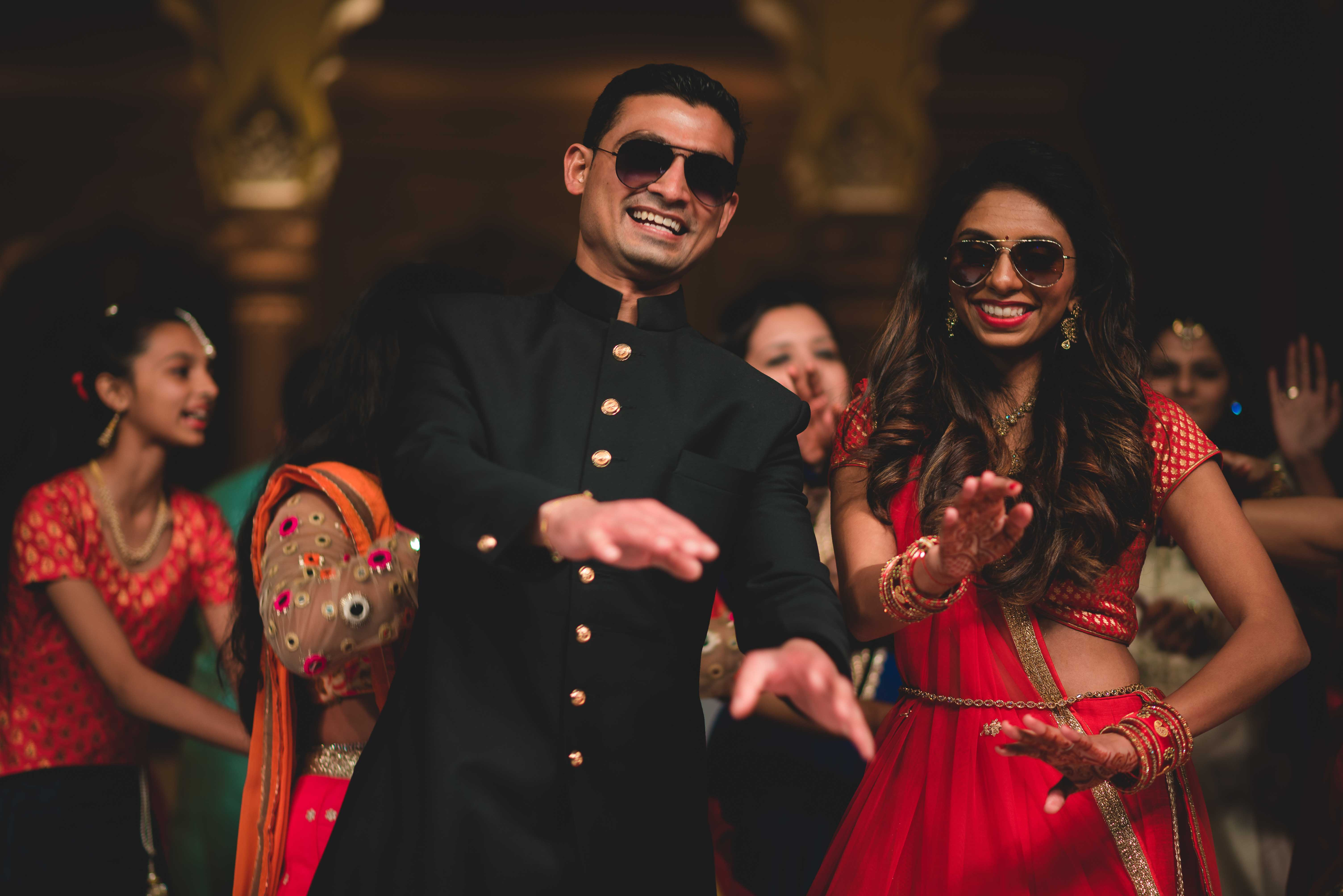 Nidhi + Arpan's Exotic Indian Destination Wedding