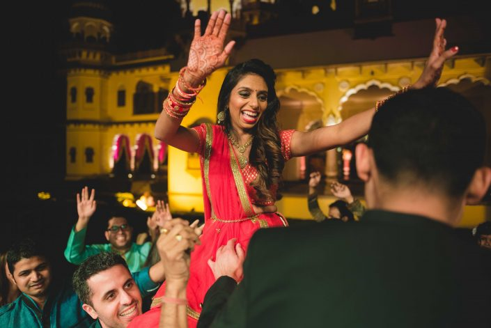 Nidhi + Arpan's Epic Sangeet Celebration