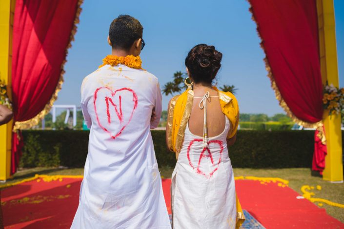Exotic Indian Destination Wedding - Nidhi + Arpan