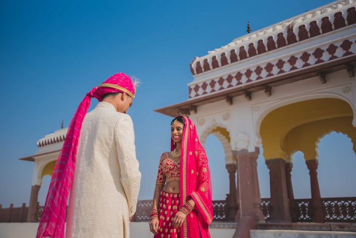 Must Have Wedding Photo - Nidhi + Arpan: Exotic Destination Indian Wedding in Rajasthan