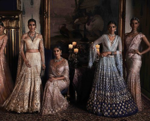 Tarun Tahiliani at Aashni + Co Wedding Show 2018 - The Maharani Diaries
