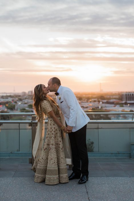 Modern Urban Melbourne Wedding - Priyanka + Max - The Maharani Diaries