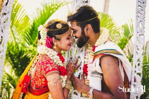 Elegant Telugu Wedding in Chennai that Tugs at the Heartstrings: Varsha + Guru