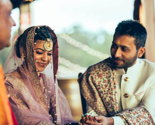 An Intimate Winter Wedding in the Hunter Valley - Anahita and Shashir - The Maharani Diaries