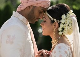 Enchanting Indian Wedding in New Jersey - Anu and Nayan - The Maharani Diaries