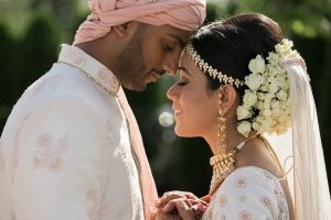 Enchanting Indian Wedding in New Jersey: Anuradha + Nayan