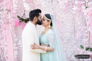 Bright and Beautiful Delhi Wedding: Aakriti & Aarohan