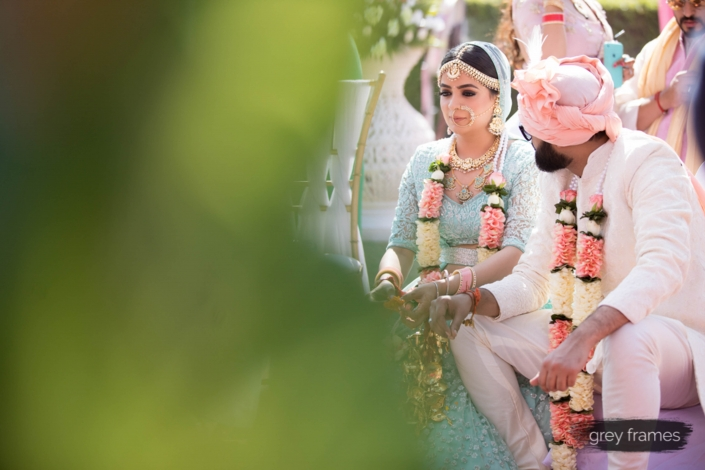 Bright and Beautiful Delhi Wedding Aakriti Aarohan - The Maharani Diaries
