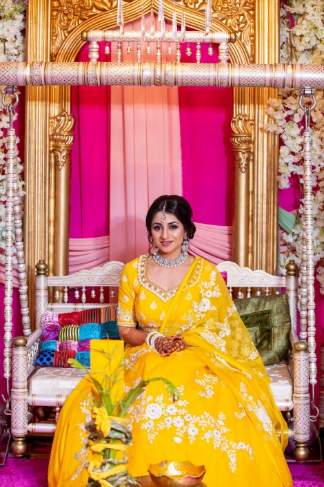 Rachna's Spring Mehndi Party - The Maharani Diaries