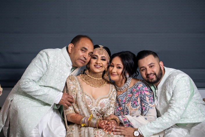 A Glittering Spring Wedding Celebration in Sydney - Rachna and Avin - The Maharani Diaries