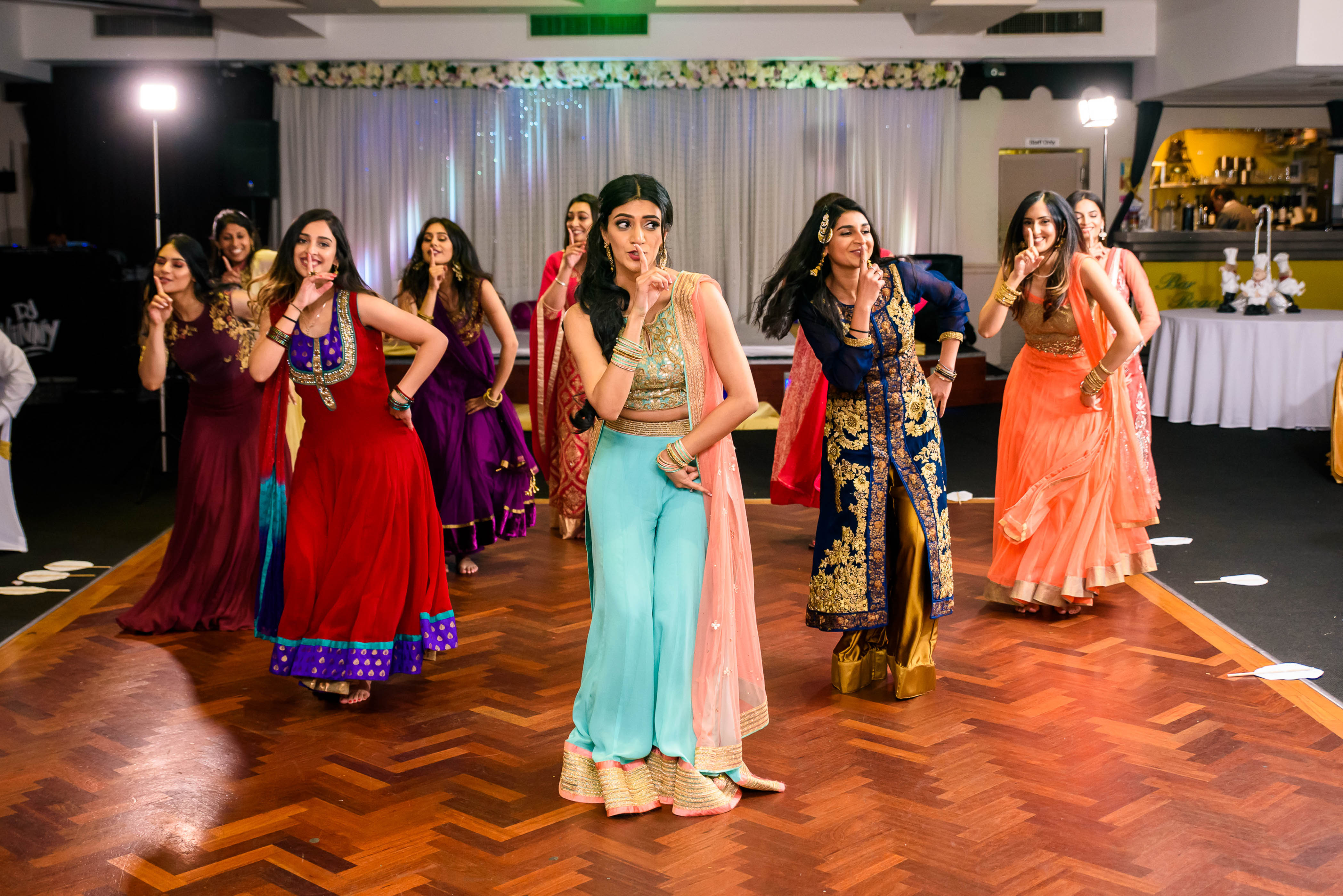 Colourful Sikh Wedding in the heart of Sydney - Tia and Gagan - The Maharani Diaries