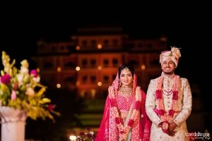 Royal Rajasthani Wedding in the Pink City: Nupur + Saurabh