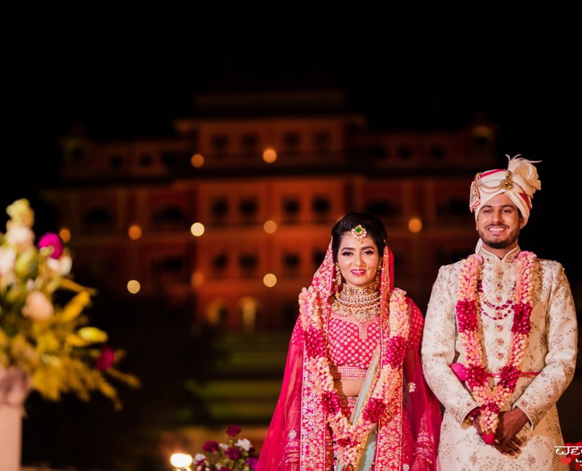 A Royal Rajasthani Wedding in the Pink City - The Maharani Diaries