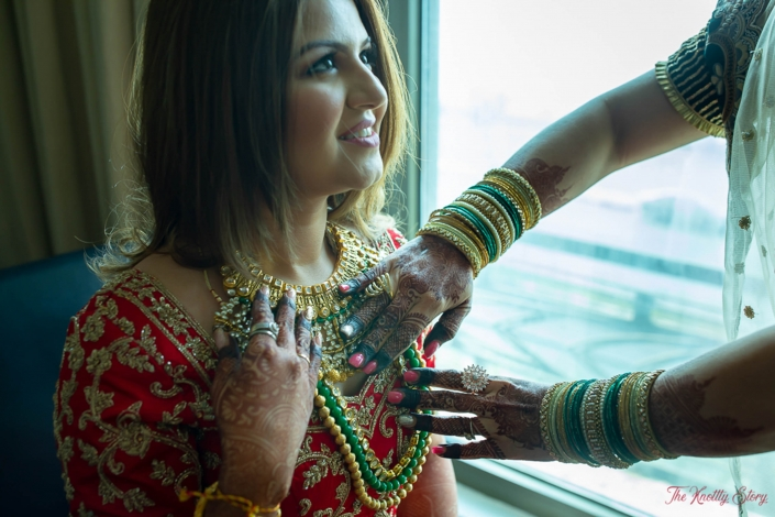 Traditional Gujarati Wedding in India's City Of Dreams - Pooja and Dhaval - The Maharani Diaries