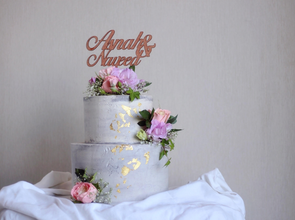 Oh That Be Good - Wedding Cake Decorator in Sydney