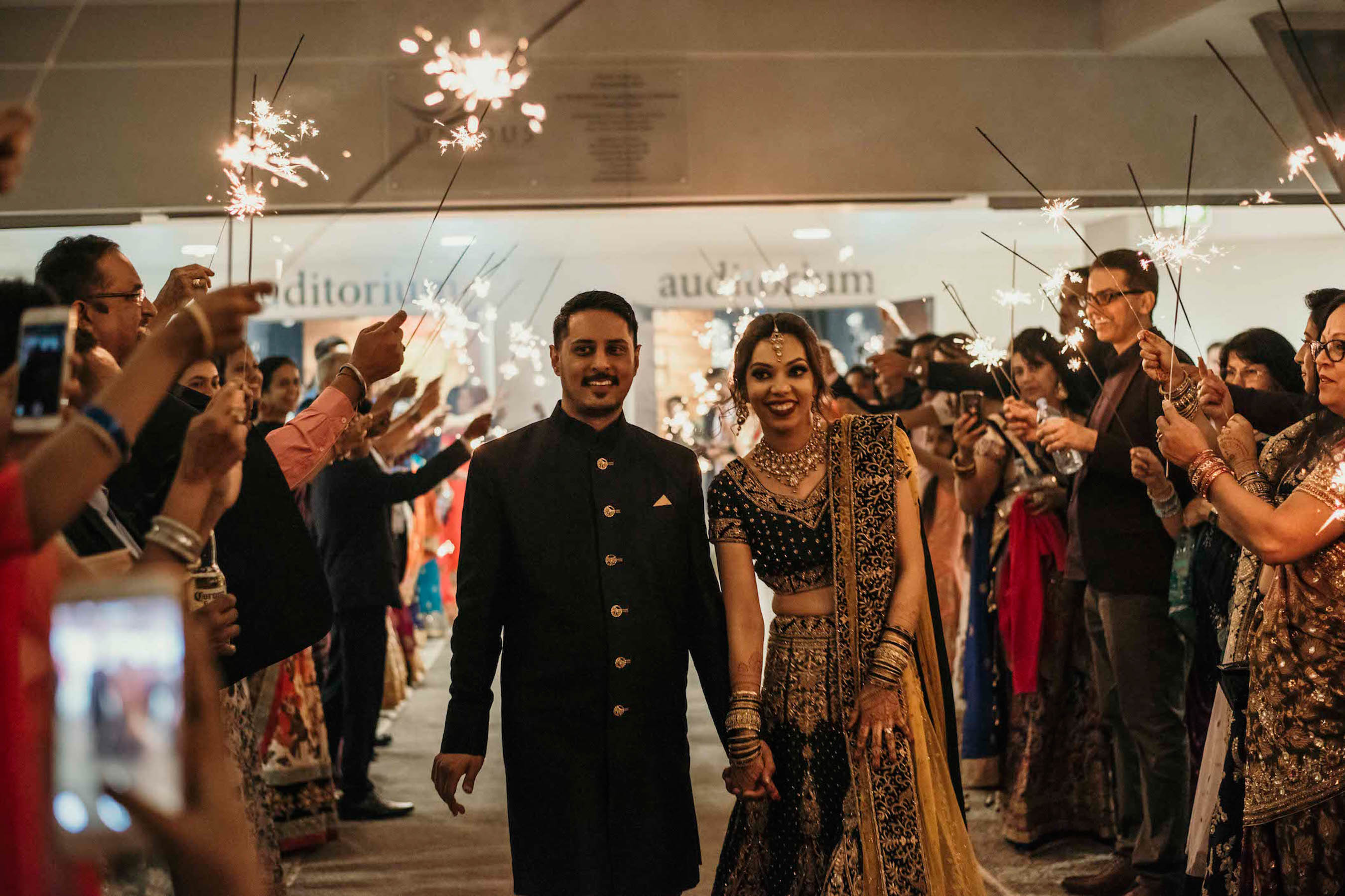 Beautiful And Traditional Brisbane Indian Wedding - The Maharani Diaries
