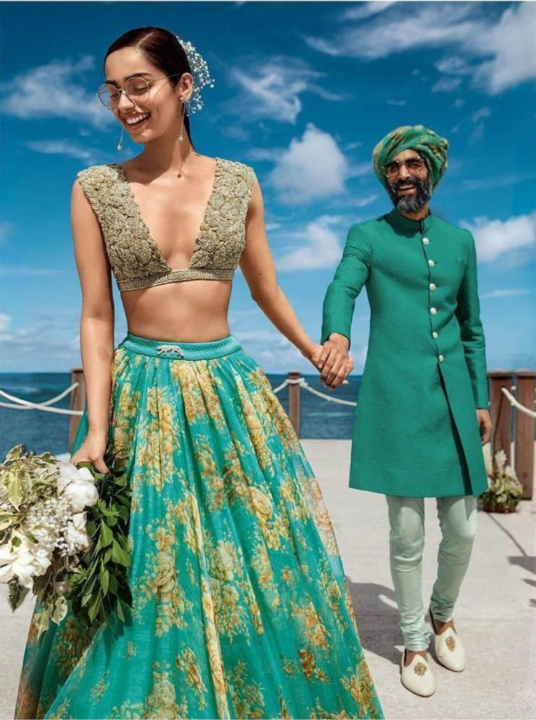10 Bridal Lehenga Designs for Every Style of Indian Wedding_Sabyasachi Destination Wedding