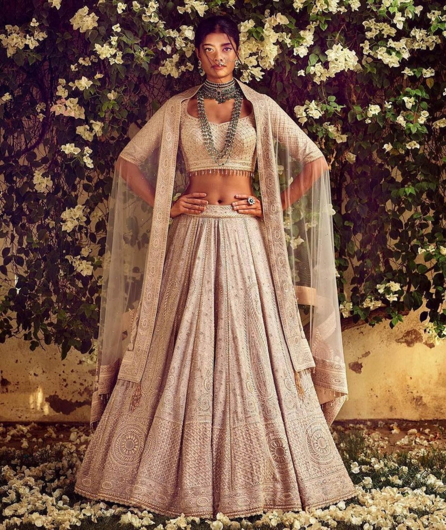 10 Bridal Lehenga Designs for Every Style of Indian Wedding_Tarun Tahiliani