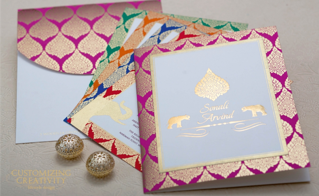 Indian Wedding Invitation Designers Customizing Creativity_The Maharani Diaries